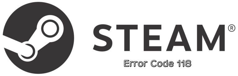 steam error code 118